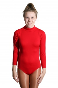 Turtle Neck Leotard