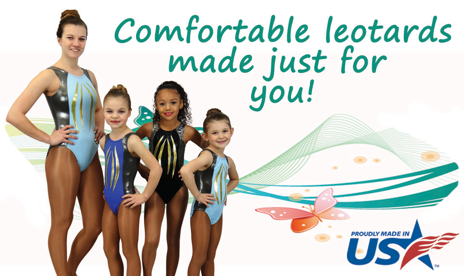 Leotards made for you